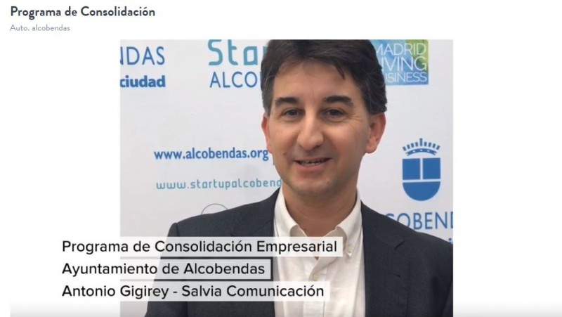 Captura video consolidacion empresarial 2017